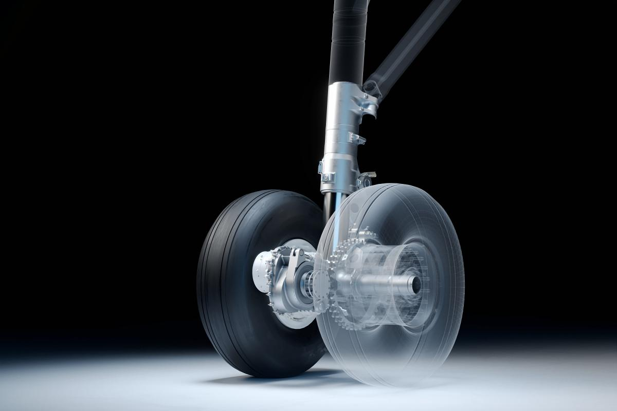 Electric taxiing program launched