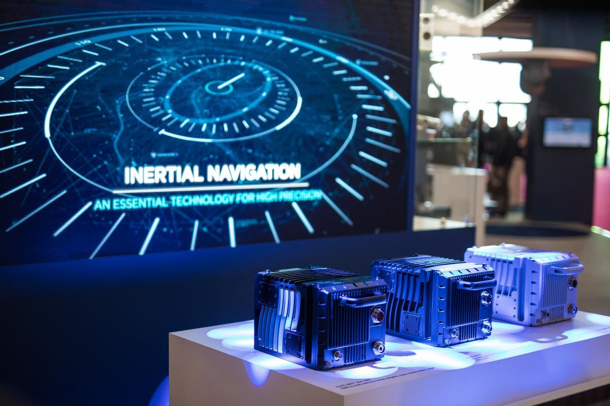 Safran launches a new family of naval inertial navigation systems:Geonyx, Argonyx et Black-Onyx