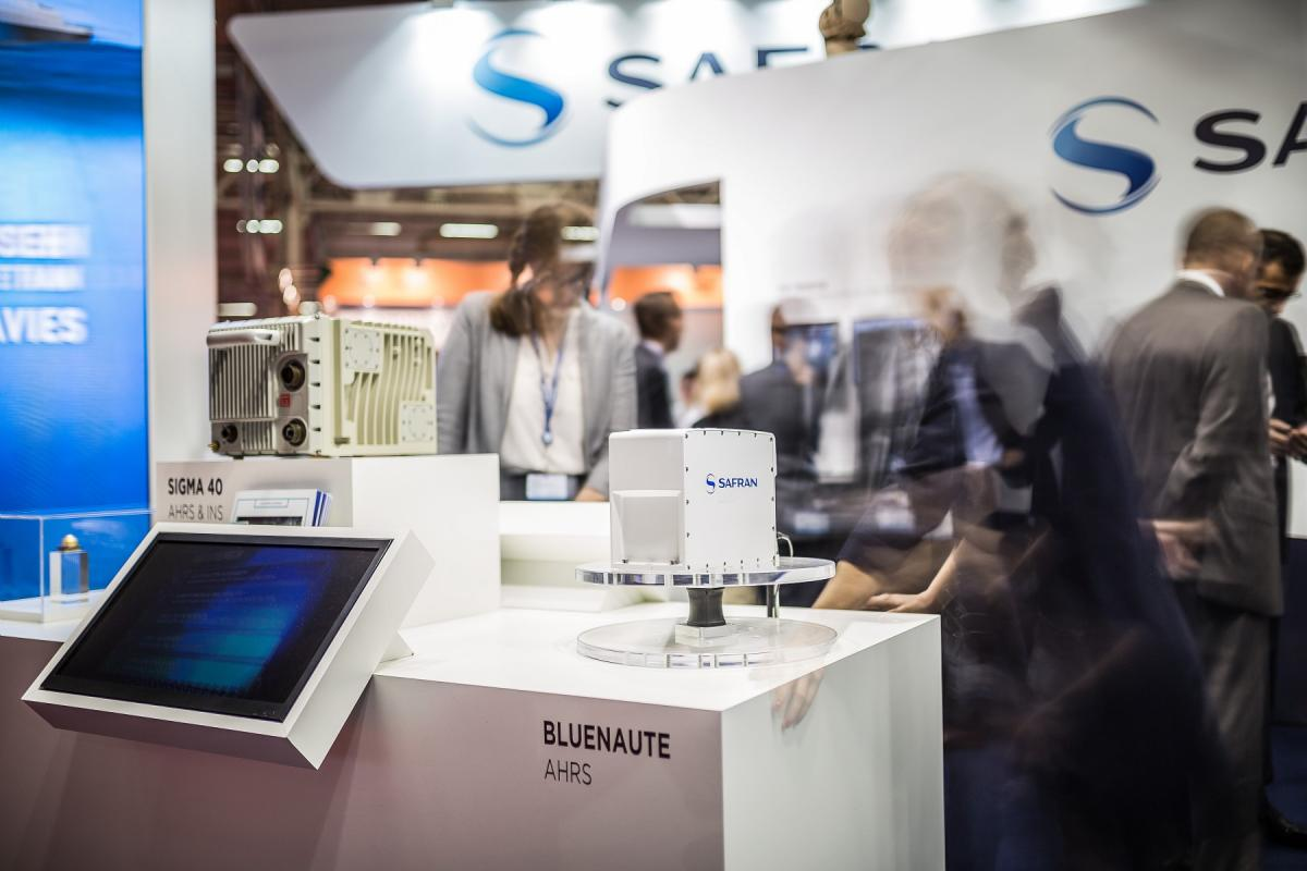 Navigation systems Sigma 40 and BlueNaute (Safran Electronics & Defense)