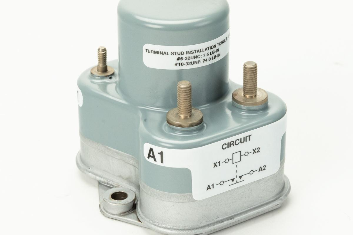 Hermetically Sealed Relay/Contactor