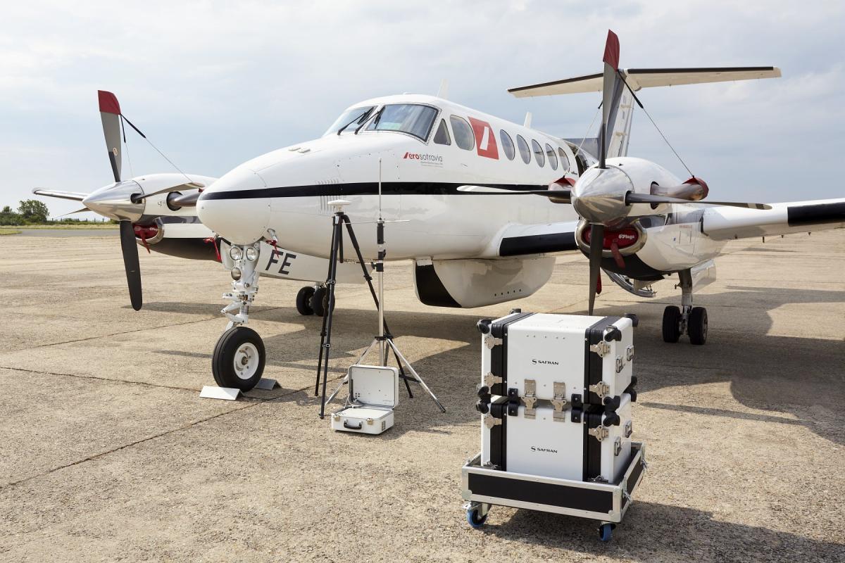 CARNAC - Systèmes automatisés de calibration en vol