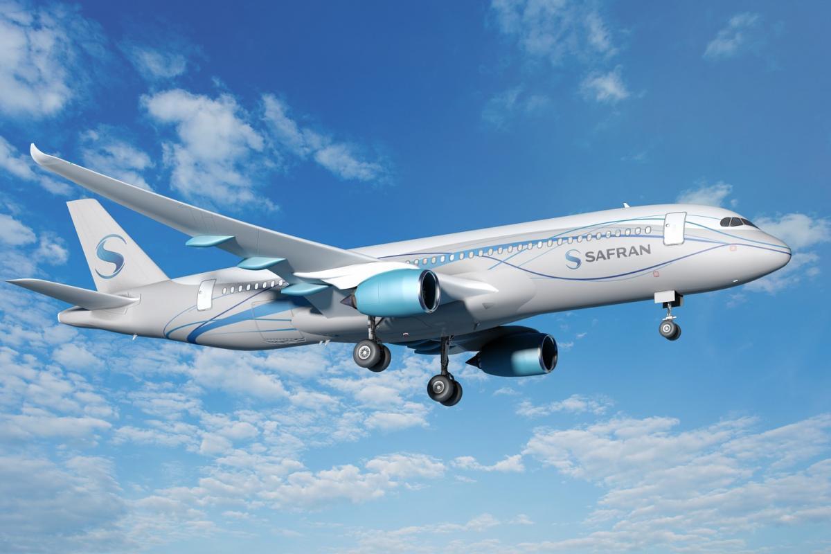 Safran generic aircraft