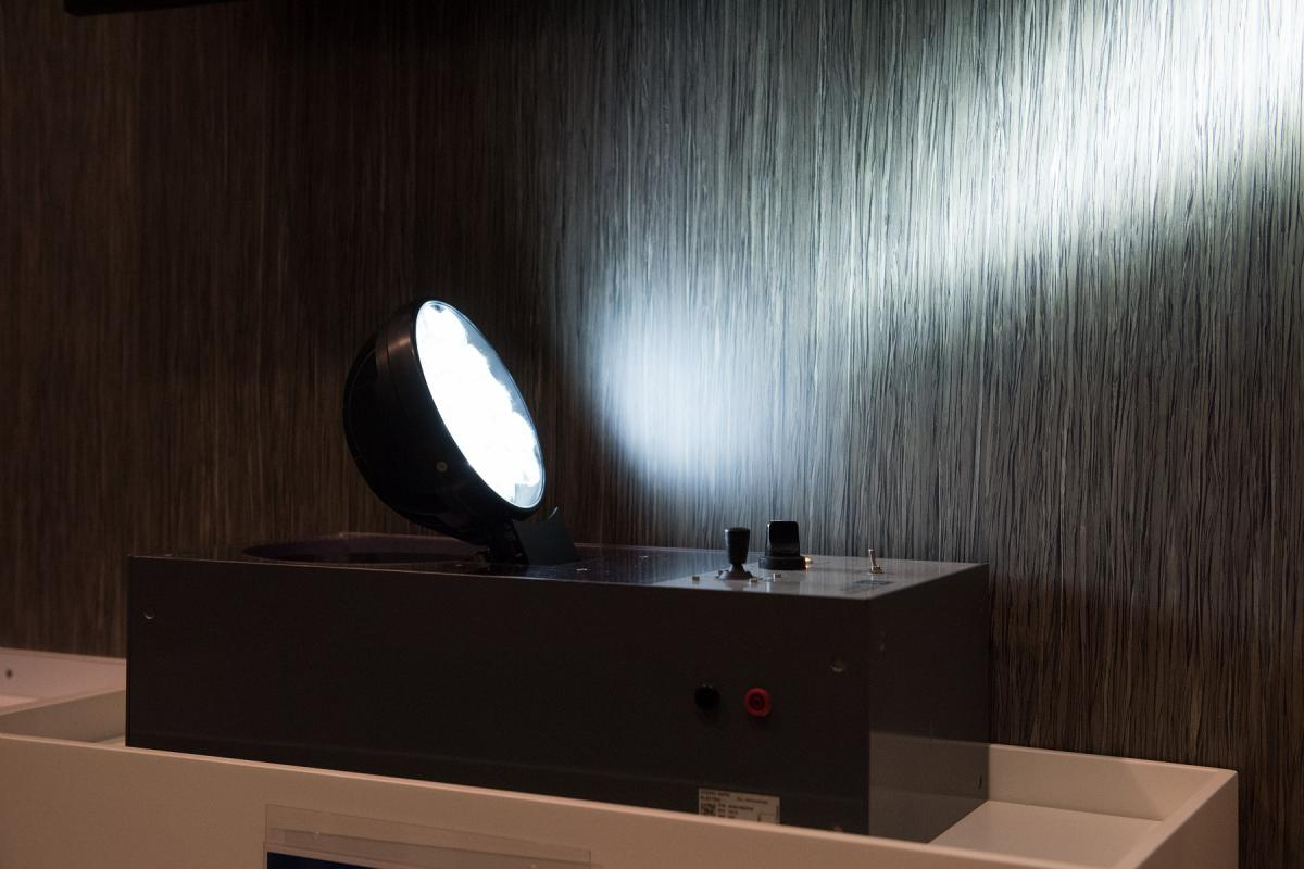 Zodiac Aero Electric – LED flashlight