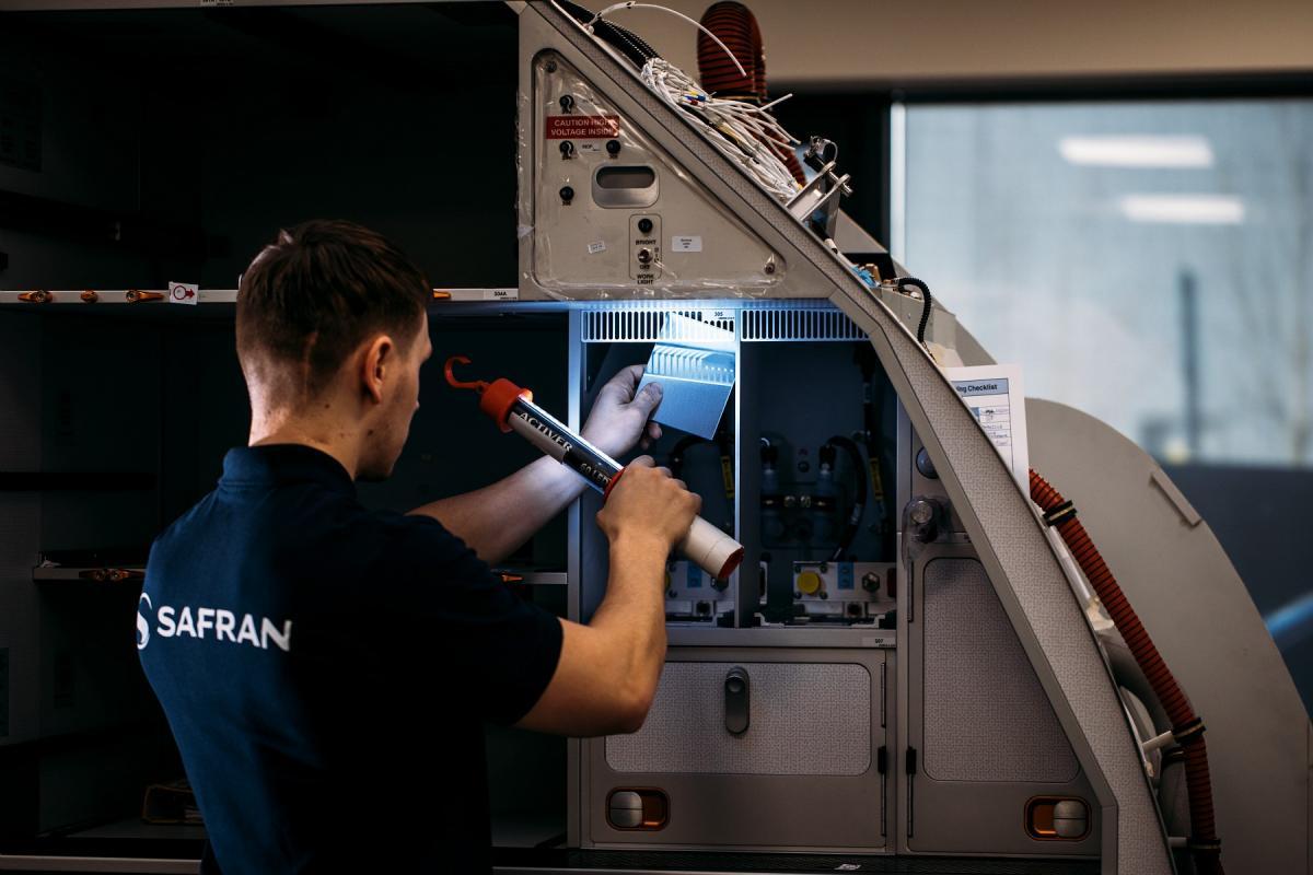 Quality control of A320 G3B galleys