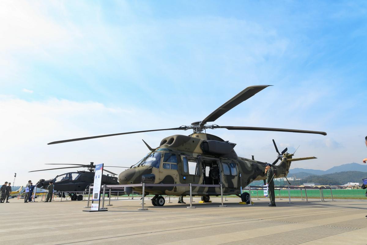 Seoul International Aerospace and Defense Exhibition 2019