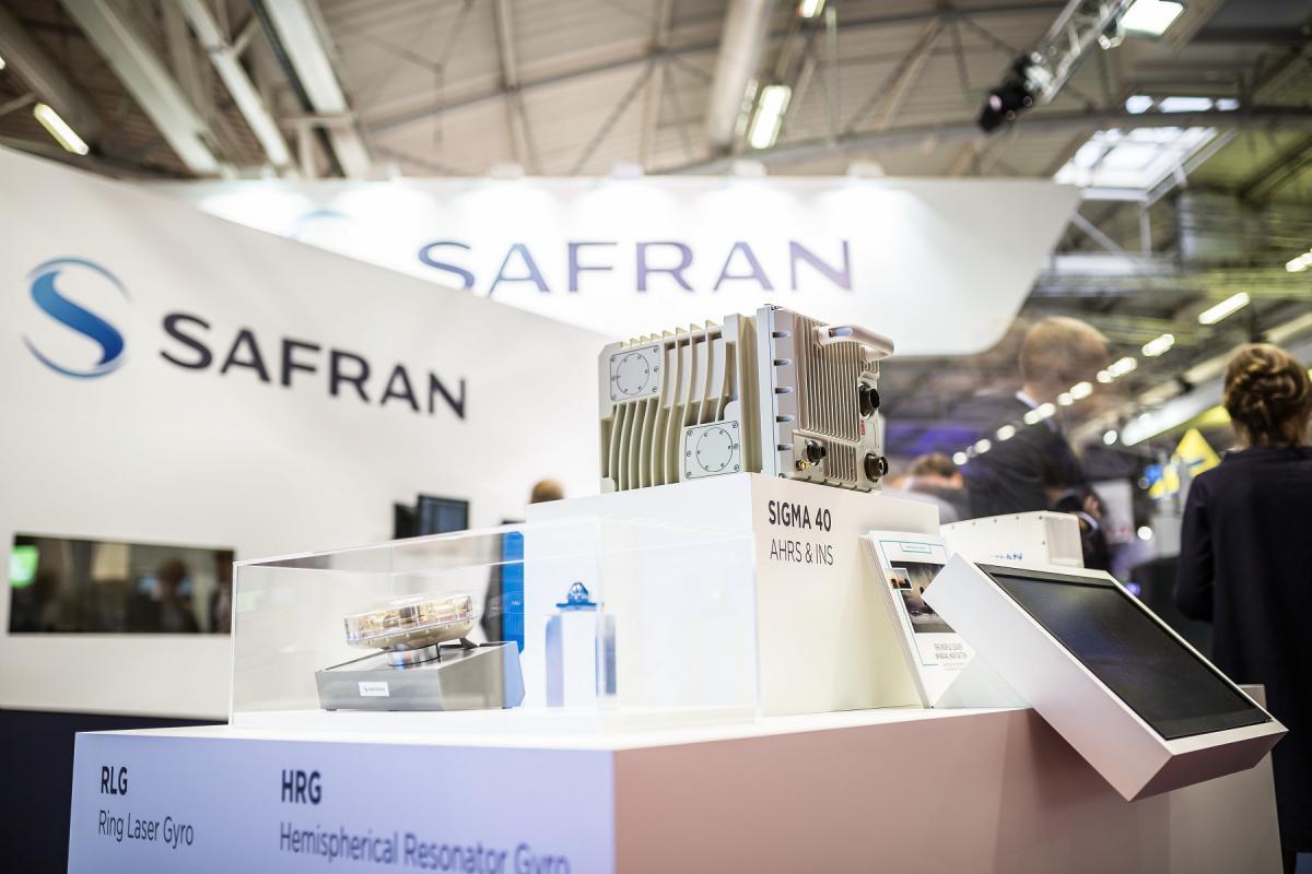 Navigation system Sigma 40 (Safran Electronics & Defense)