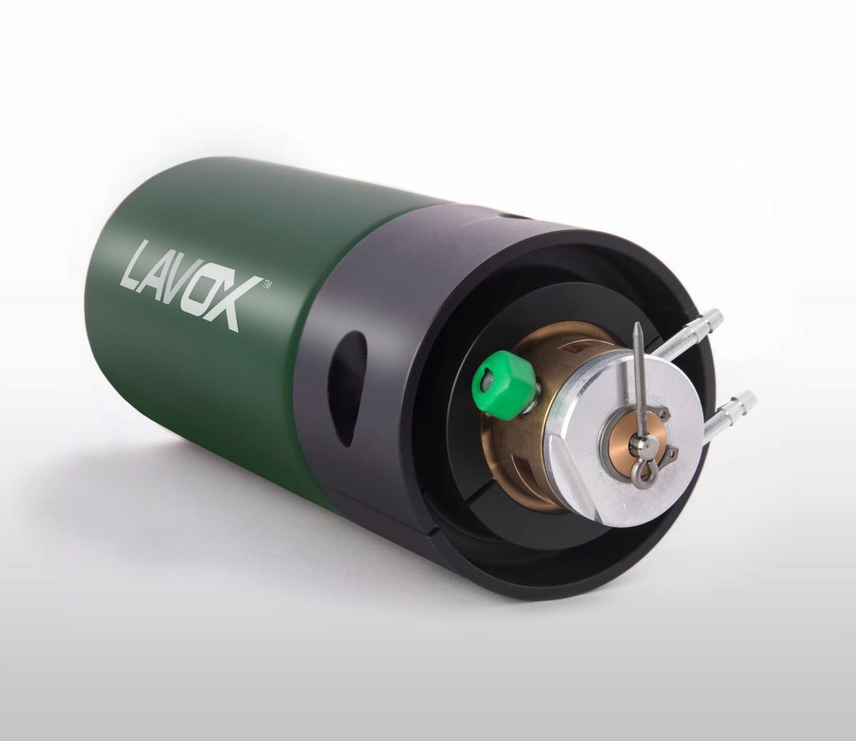 Passenger Oxygen Systels - LAVOX Cylinder for toilets