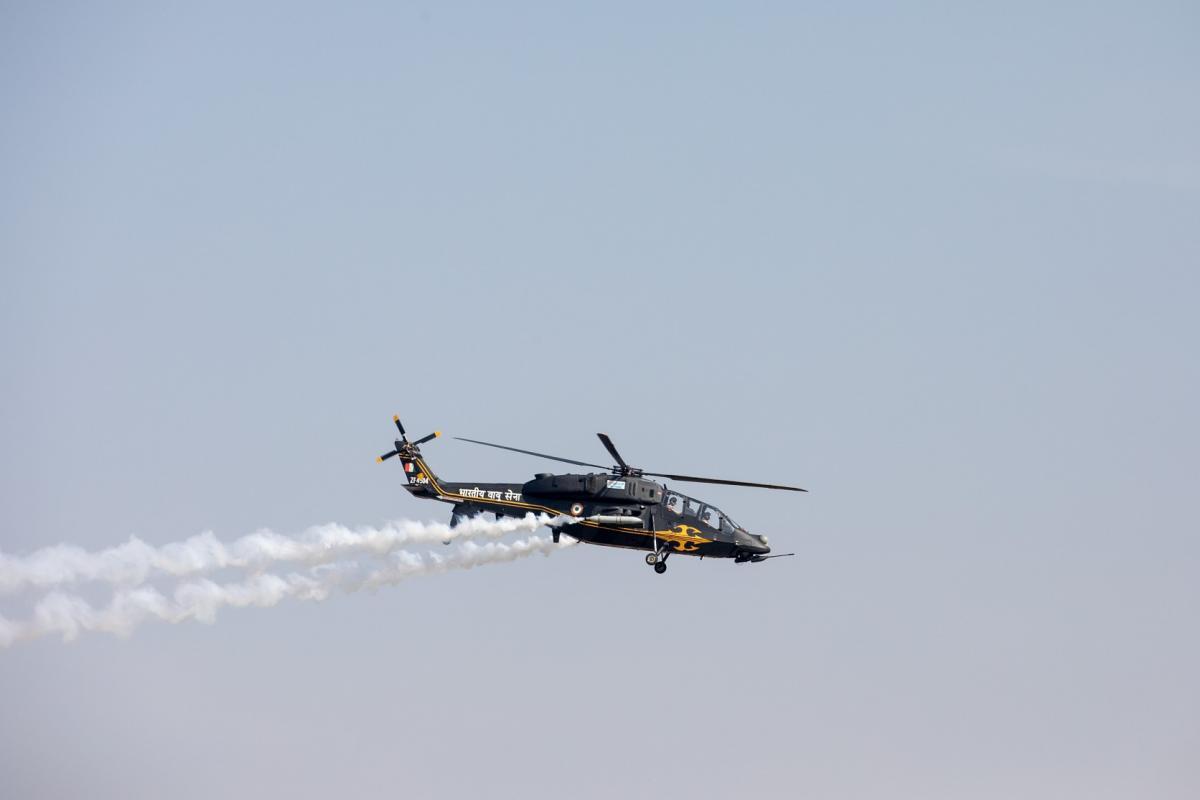 Hindustan Aeronautics Ltd (HAL) : LCH