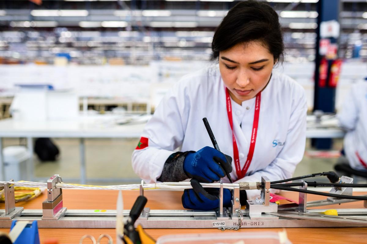 Manufacturing operator for the LEAP program