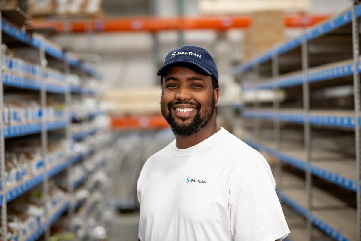 Safran Passenger Solutions employee