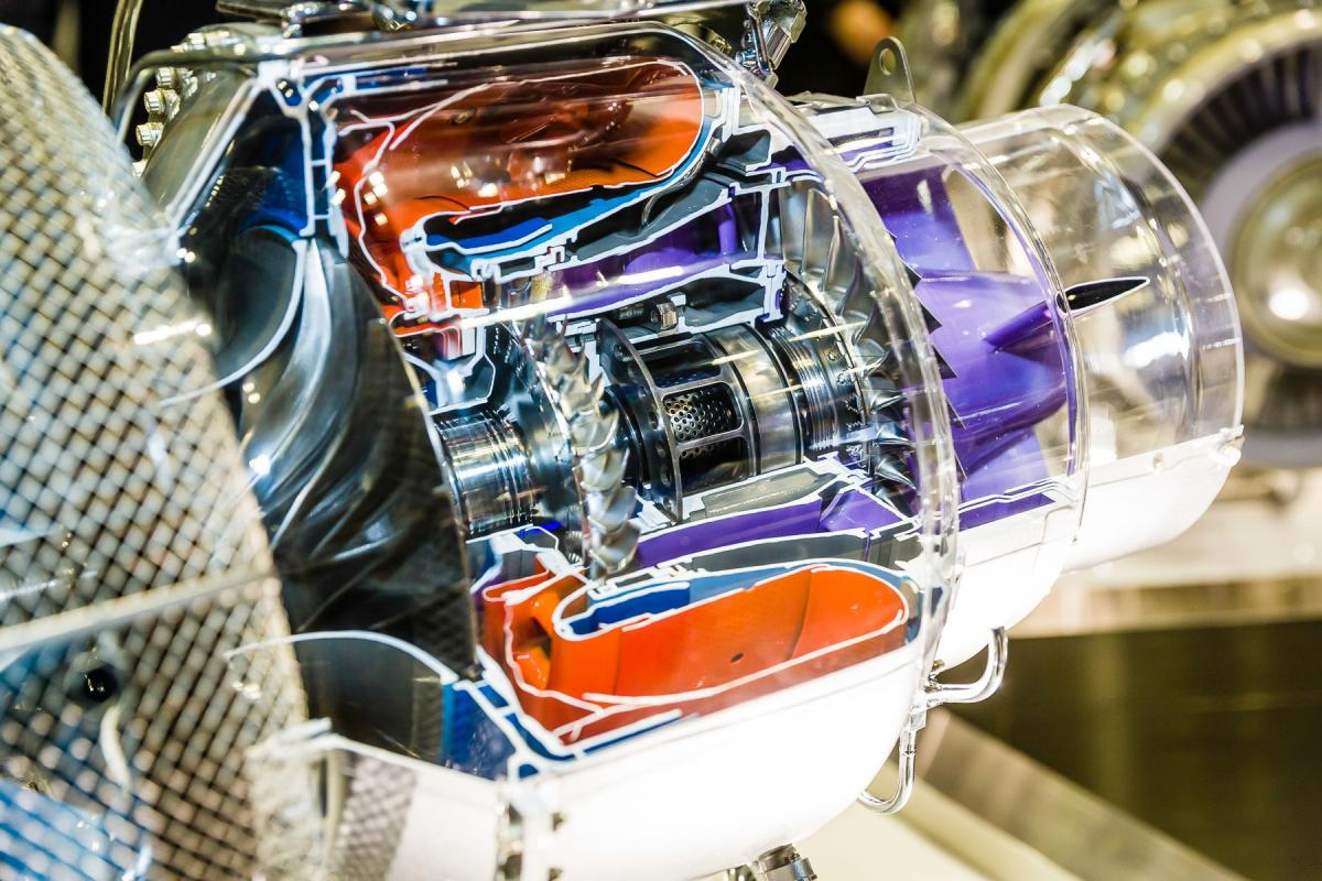 Arrius 2R (Safran Helicopter Engines)