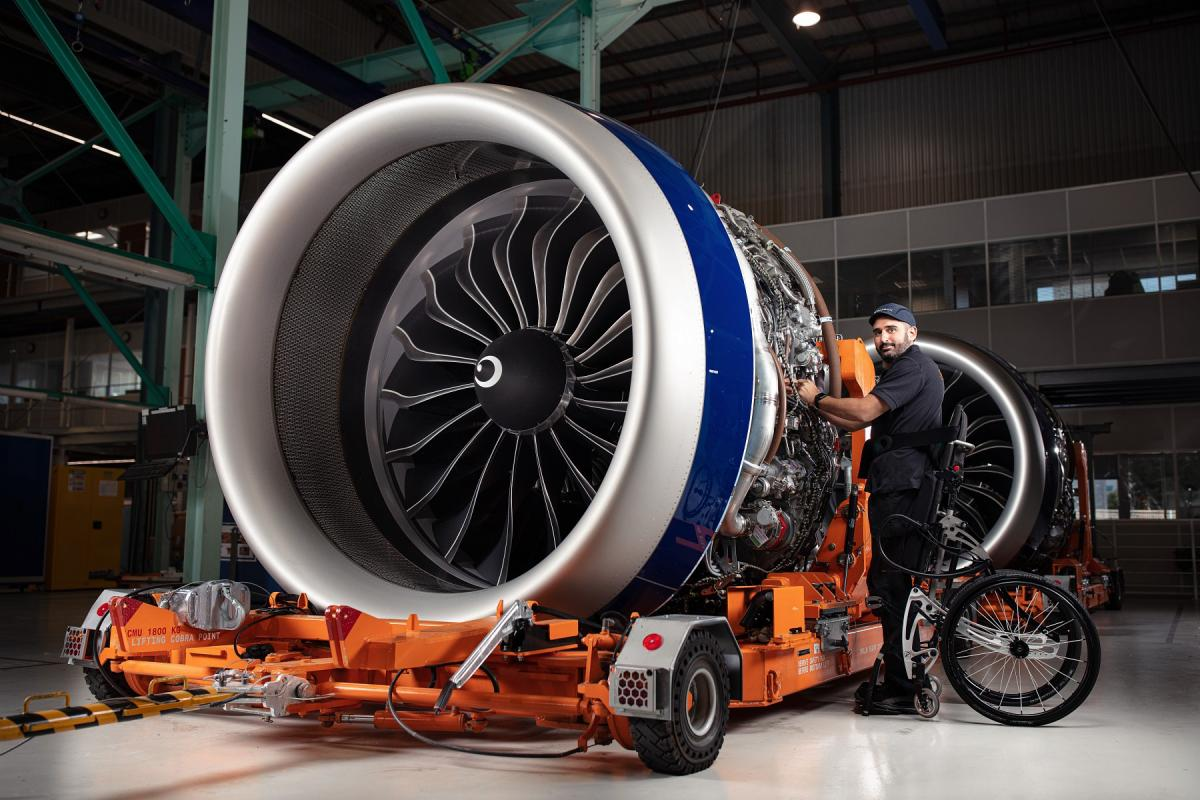 Nacelle and LEAP engine for A320neo