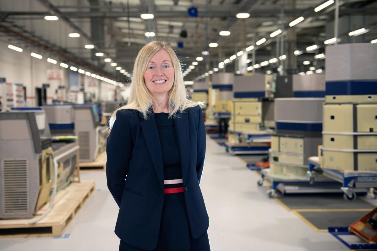 Victoria FOY, Executive VP BU Safran Seats GB