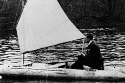 1934 zodiac first boat