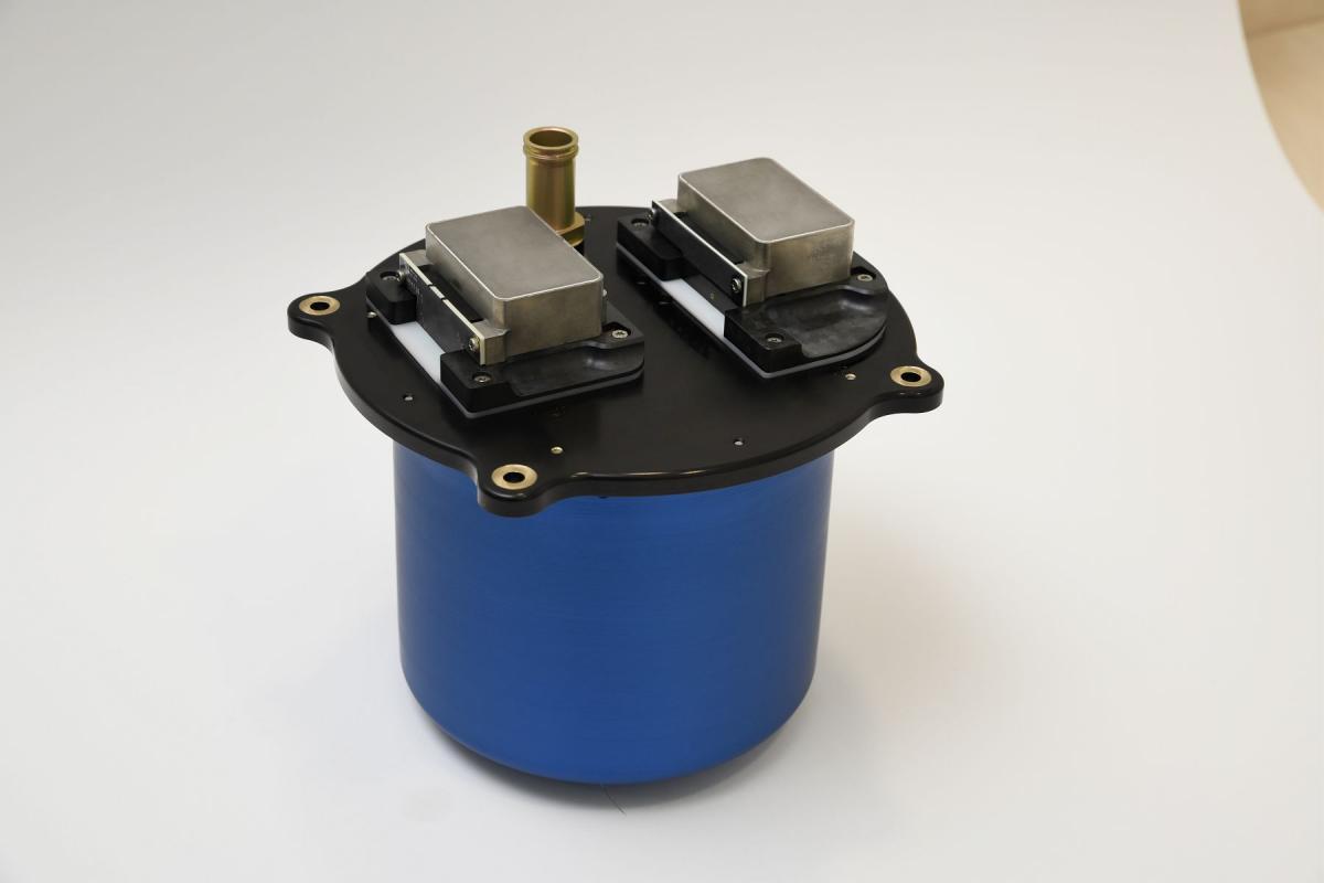 Fuel gauging System - densimeter