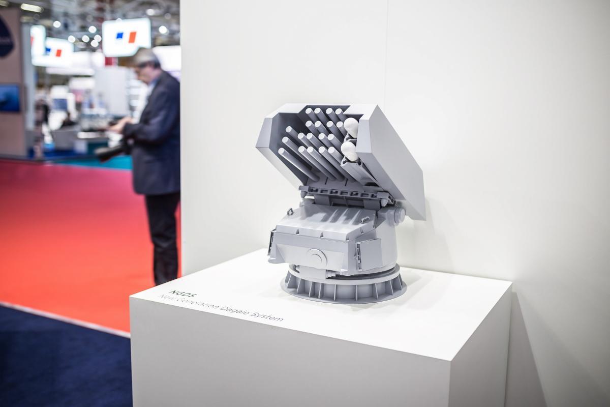 NGDS : New Generation Dagaie System (Safran Electronics & Defense)