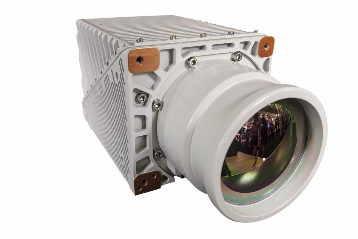 SATIS GS - Advanced multipurpose cooled thermal imager