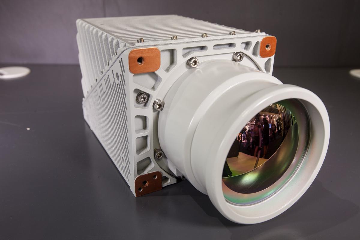 SATIS GS multipurpose thermal imager
