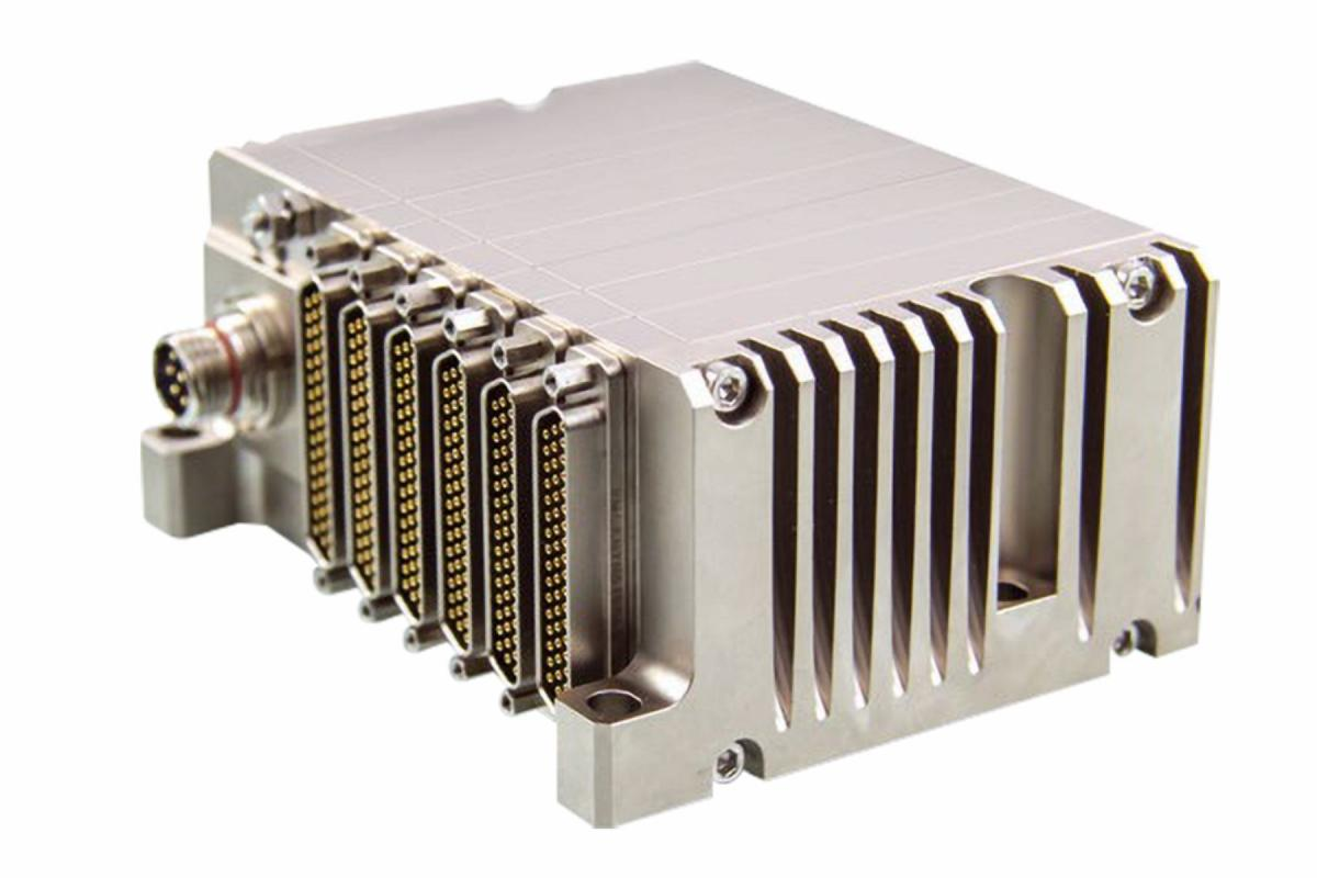 Ultra compact data acquisition unit: CMA