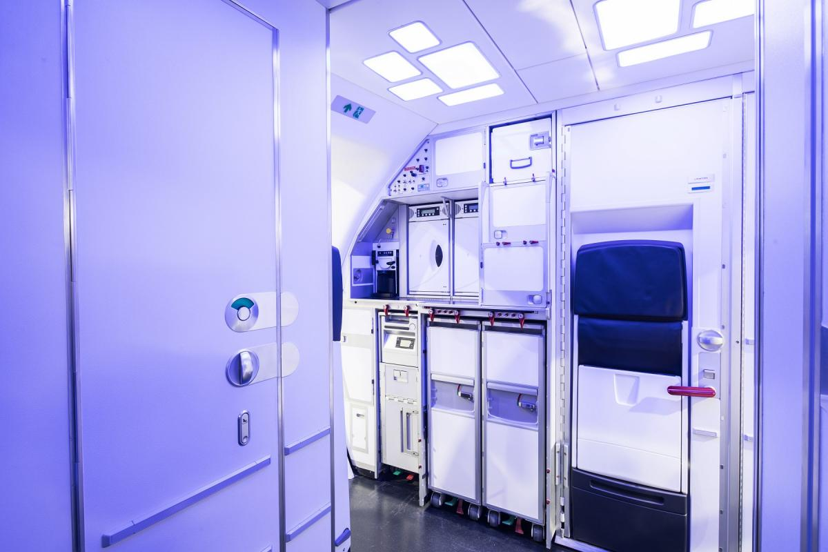 SpaceFlex V2 (ECOS cabin)