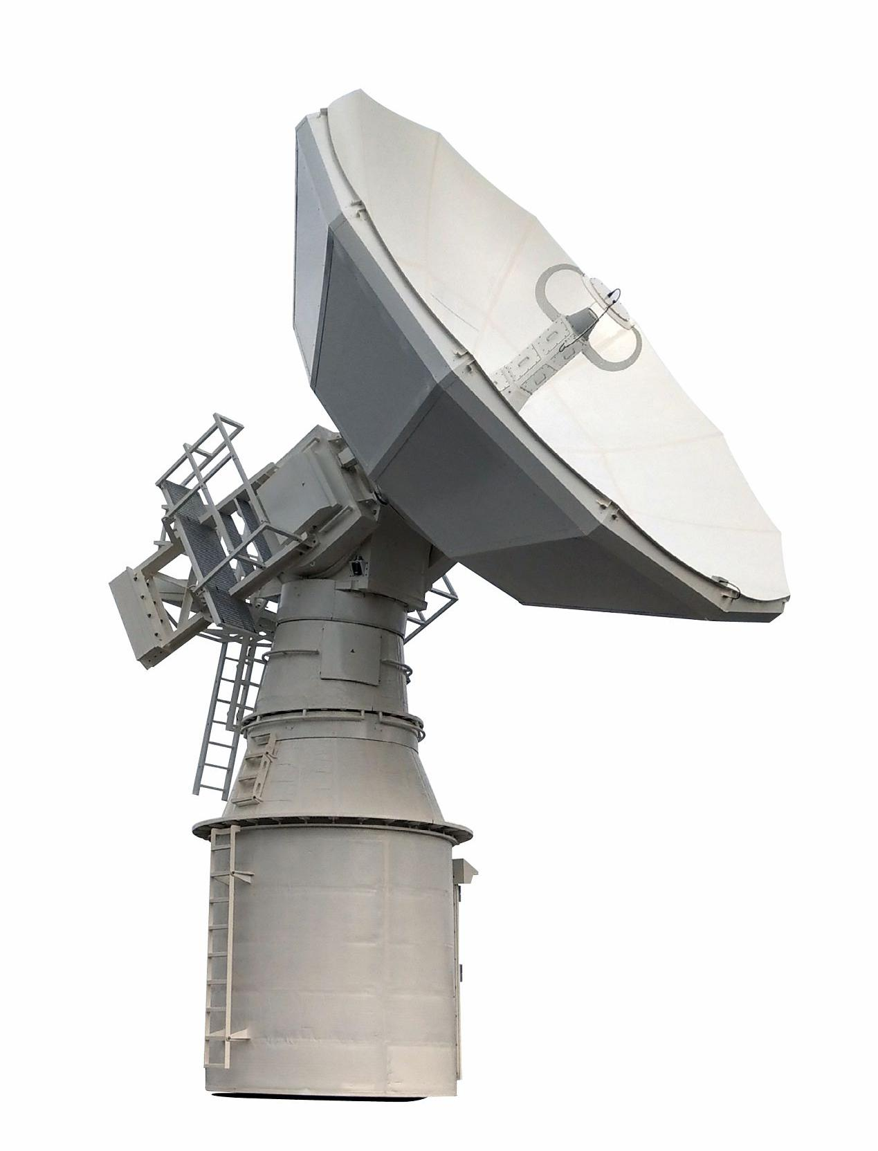 Turnkey satellite tracking systems ready for existing and next generation satellites S/X/Ka-band: ORION Series