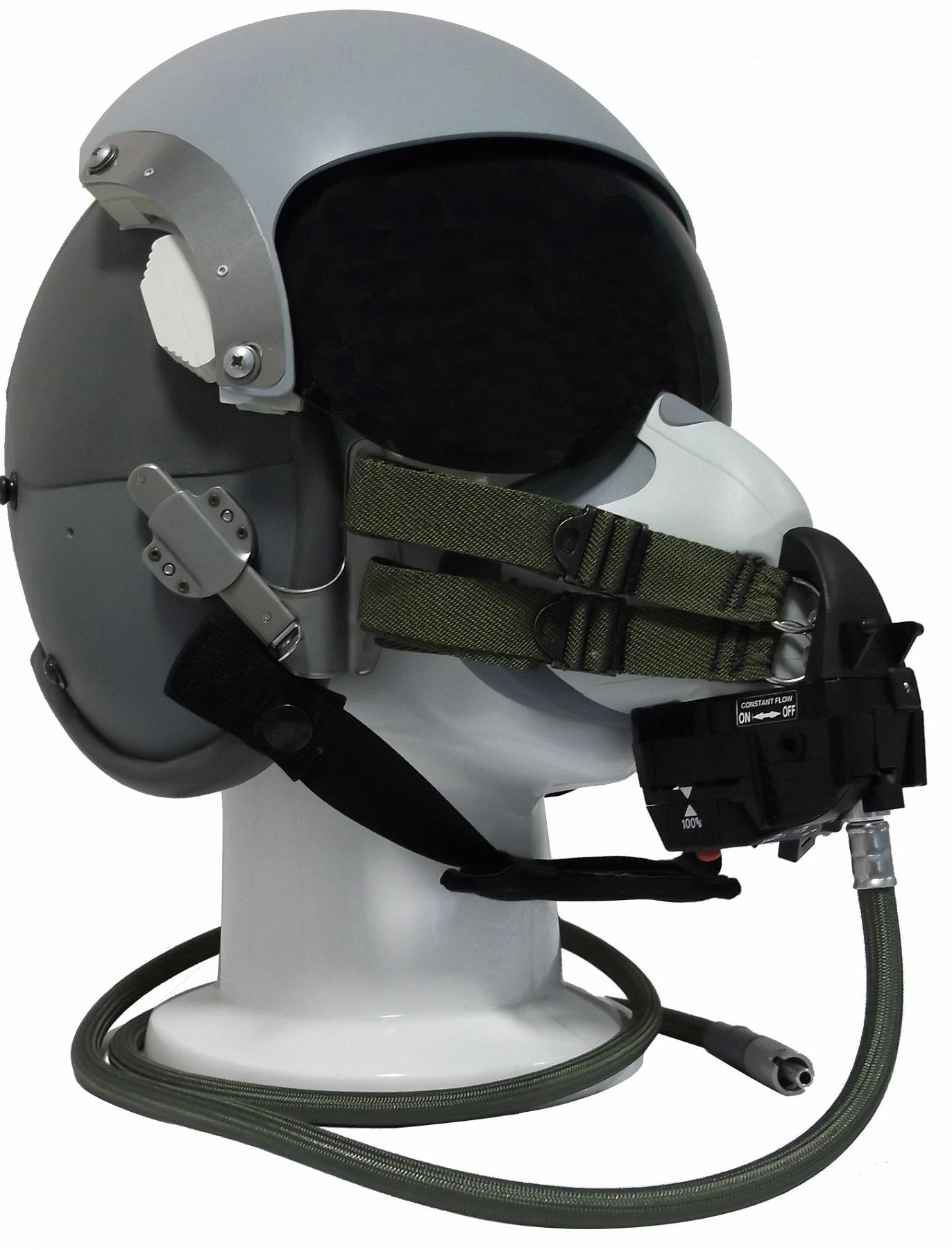 Military Oxygen Mask