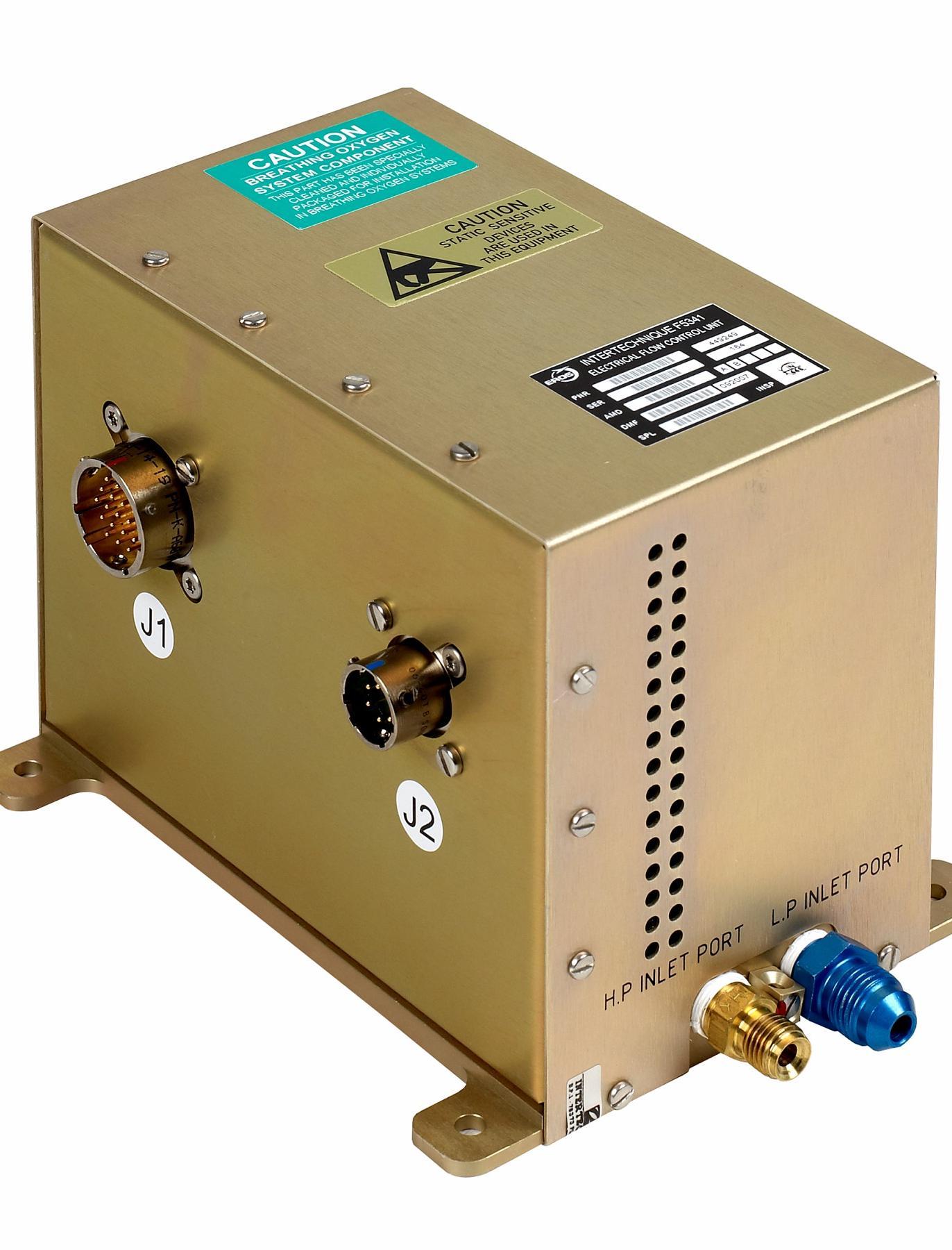 Système oxygène passager - unité de control EFCU