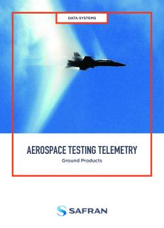 Brochure : Aerospace Testing Telemetry Ground Products