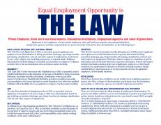 Equal Employment Opportunity is THE LAW - Safran USA
