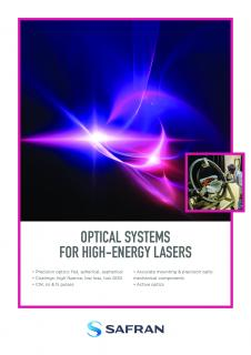 Optical system for high-energy lasers