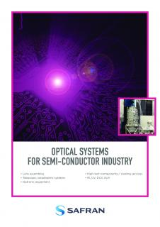 Optical systems for semi-conductor industry
