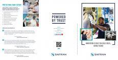 Safran in the U.S. recruitment brochure