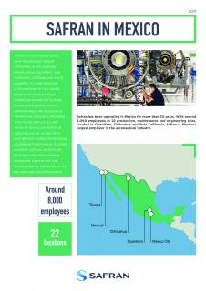 Leave Behind Safran in Mexico